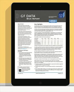 GF Data M&A Report